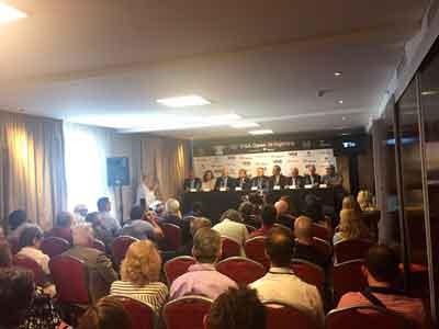 Presentaron el 112º VISA Open de Argentina