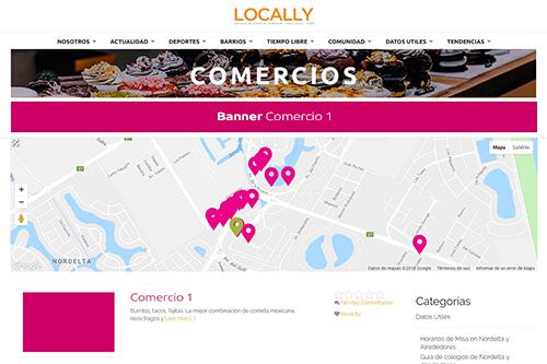 Plan data Locally