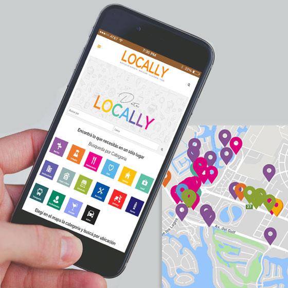 Guia Data Locally