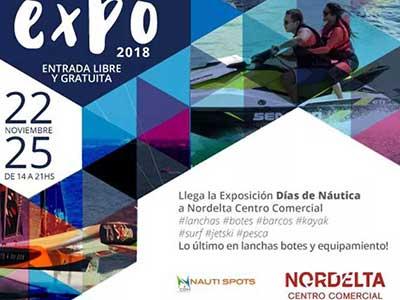 Nordelta presenta la exposición Días Náutica