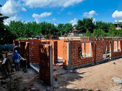Tigreinició la construcción de dos jardines maternales
