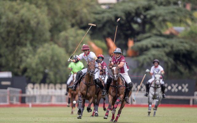 Se jugó la 5° Fecha del 126° Abierto Argentino de Polo HSBC