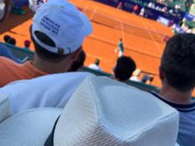 Pasarla bien con Navarro Correas en el Argentina Open