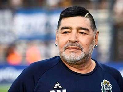 Murió Maradona en Tigre