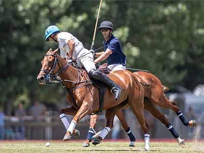 El Abierto Argentino de Polo en su 8va. fecha