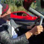 Picadas en Ferrari en Nordelta