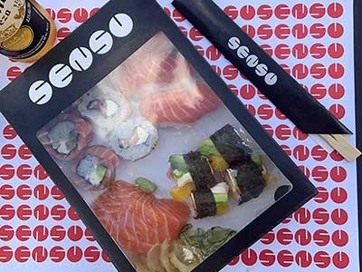 Sensu Sushi llegó a Nordelta Centro Comercial