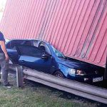 Accidente en Panamericana ramal Pilar