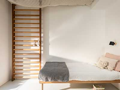 Colores y materiales que crean el estilo Japandi