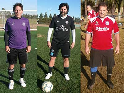 Comenzó el torneo de Fútbol de la Liga Intercountries