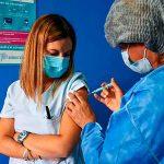 Vacunas libre para mayores de 45 años en Provincia de Buenos Aires