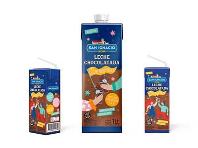 Nueva Leche chocolatada